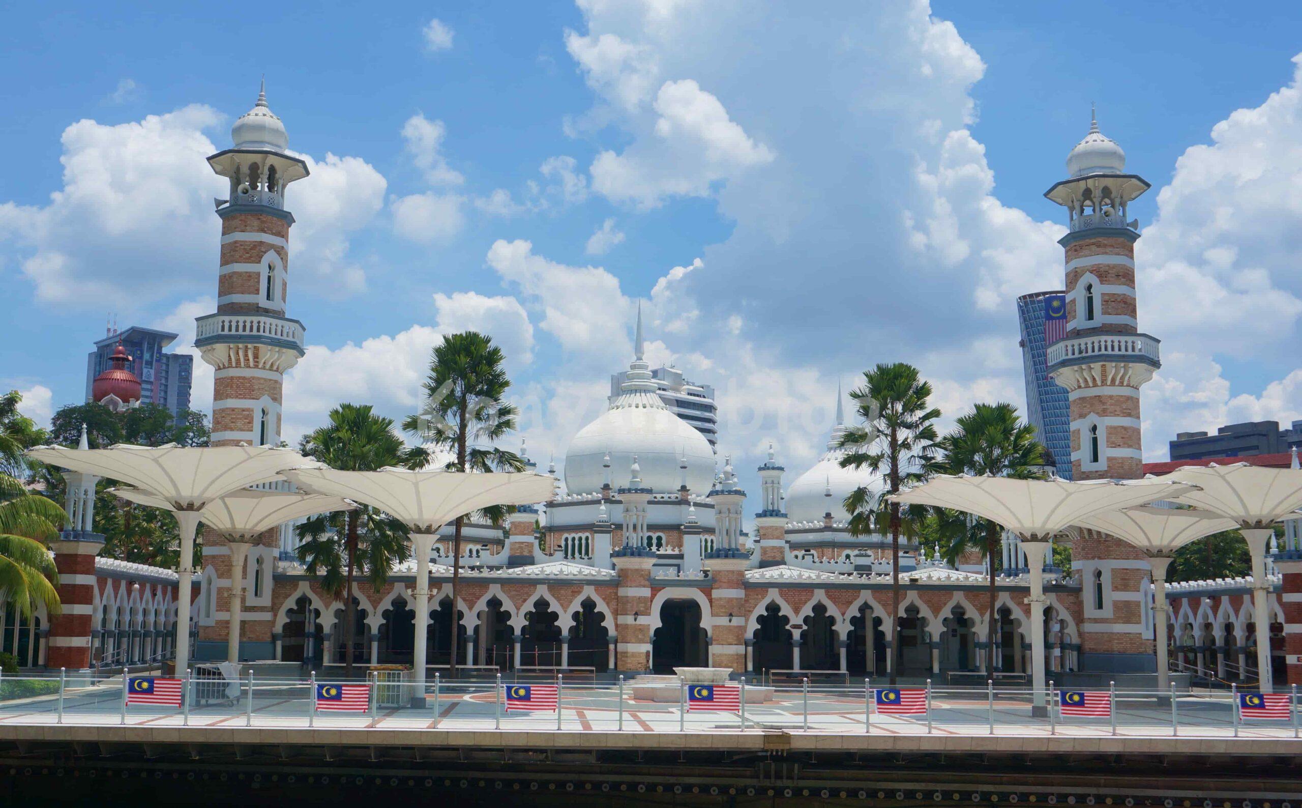 国立mosque Majid Negara
