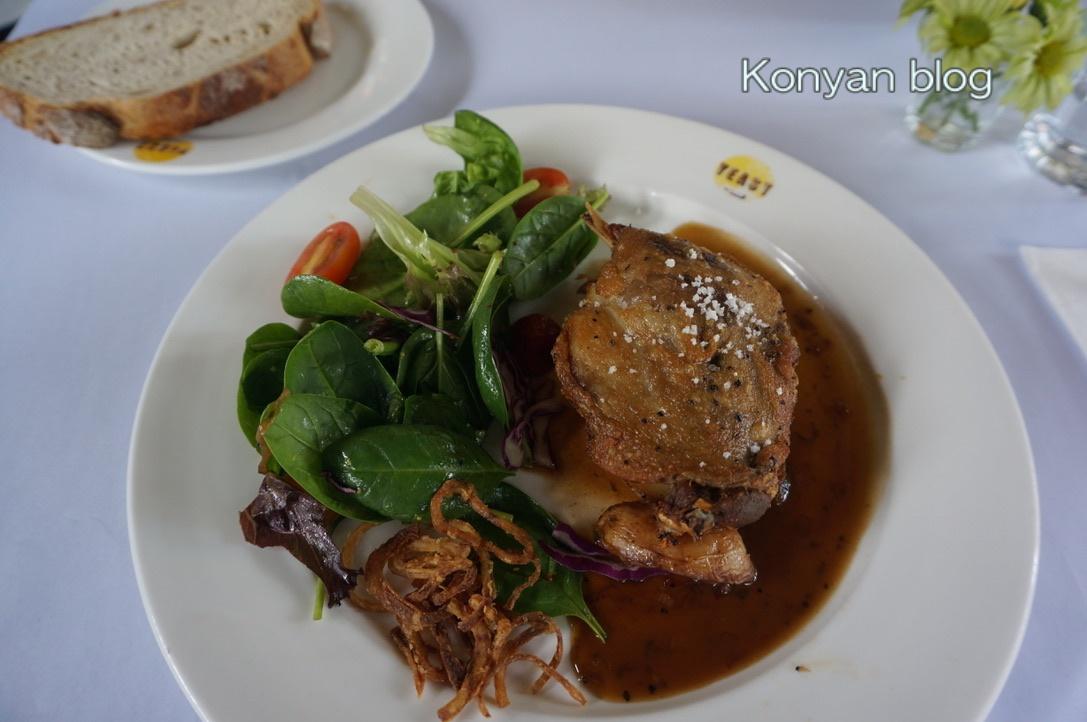 鴨のconfit Yeast Bangsar