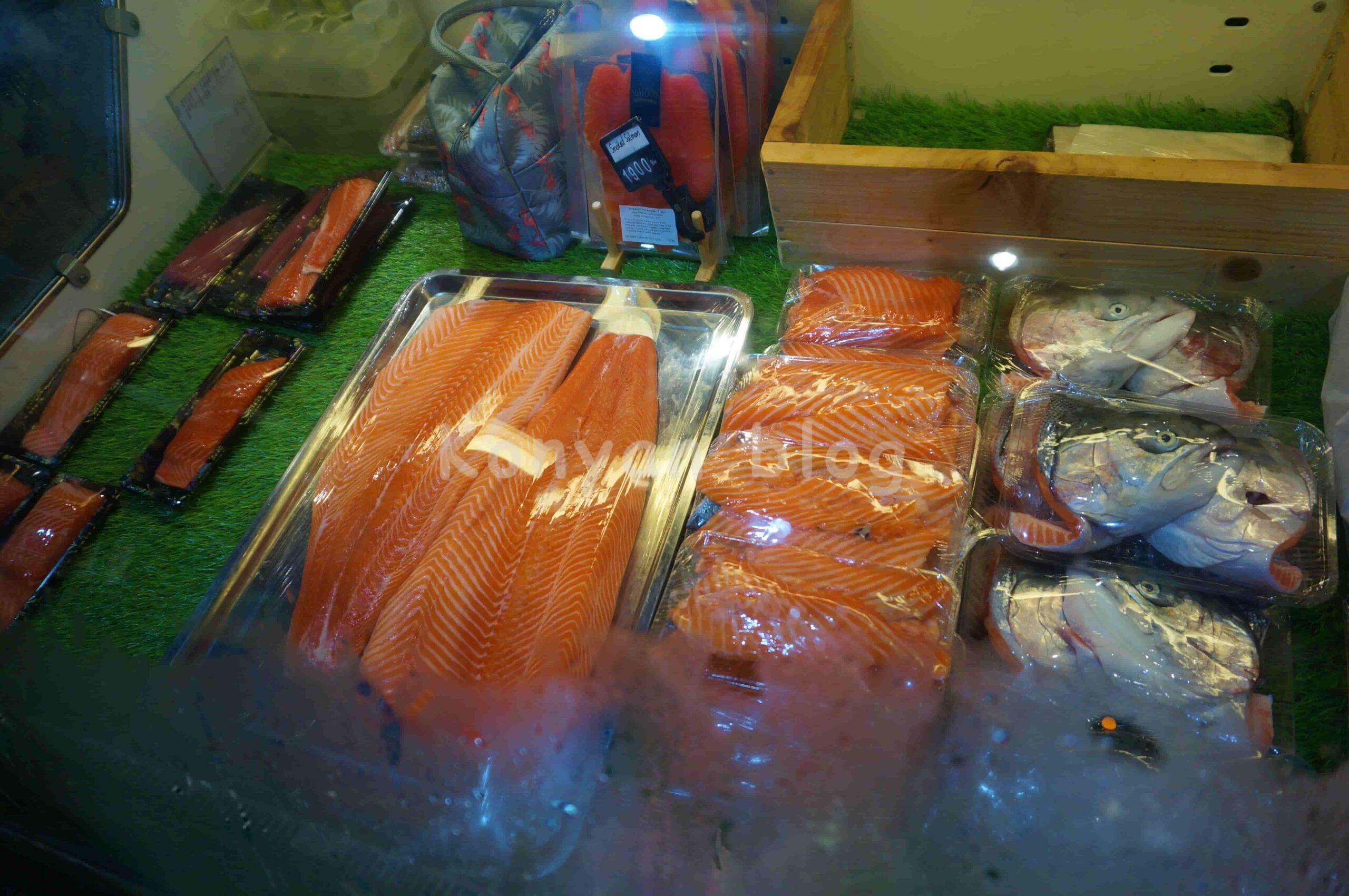Top Catch Fisheries 一頂魚屋 刺身 Taman Megah