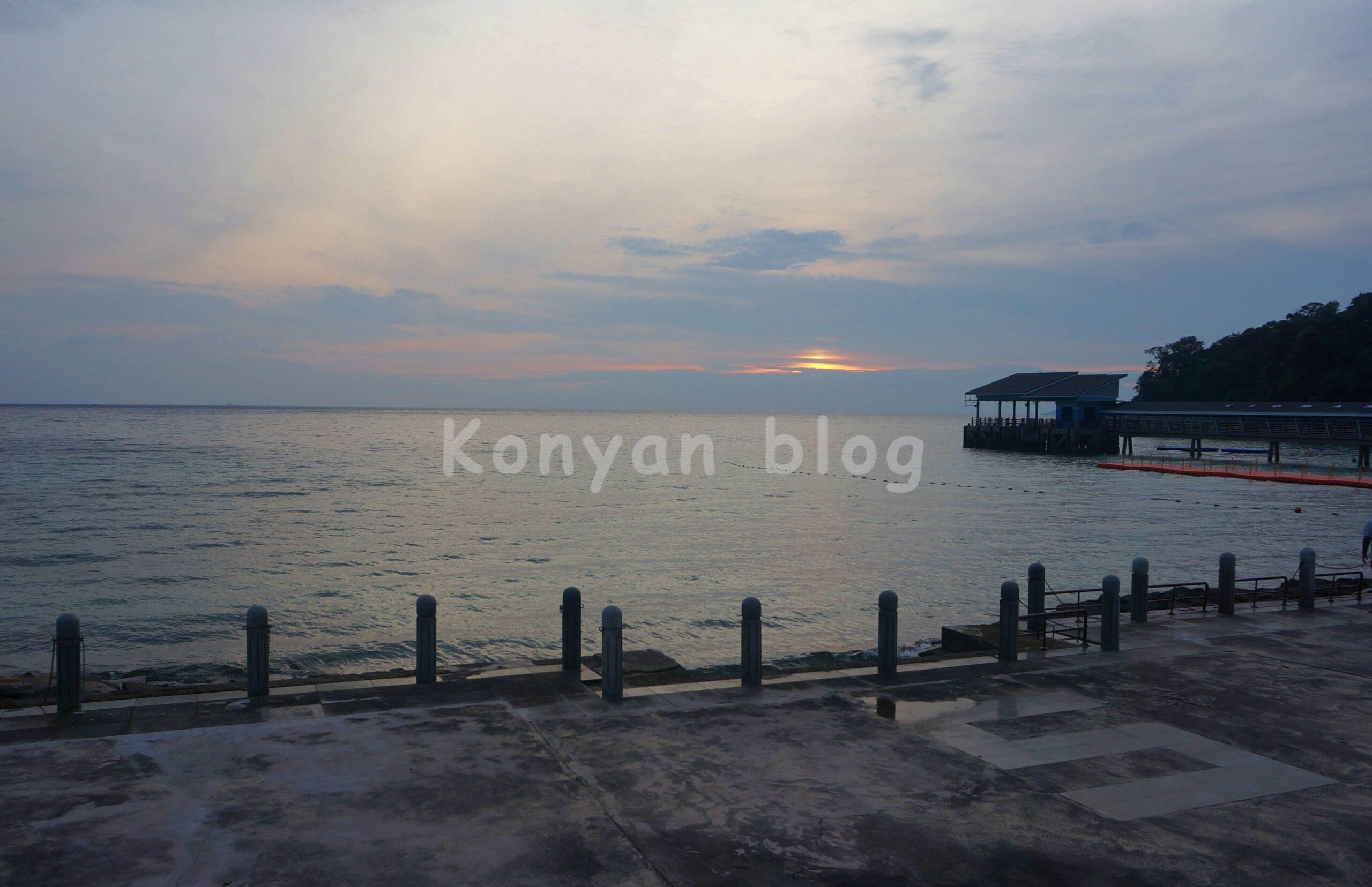 tioaman island