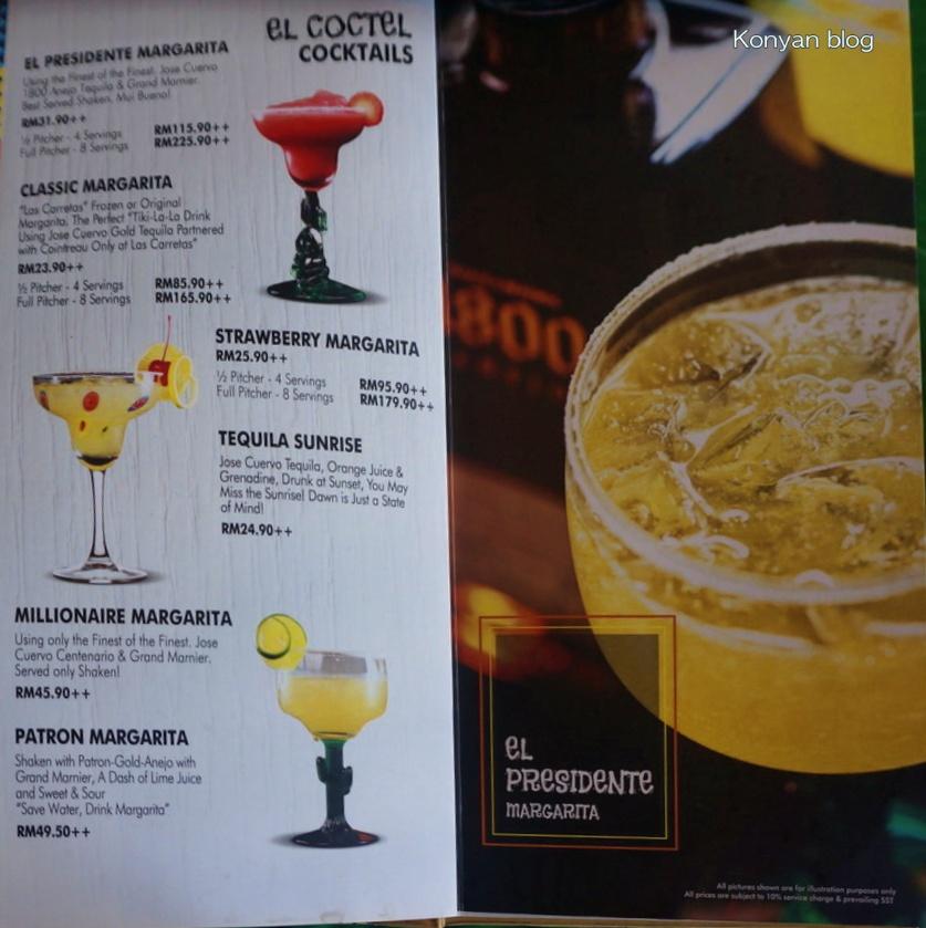 las carretas cocktail