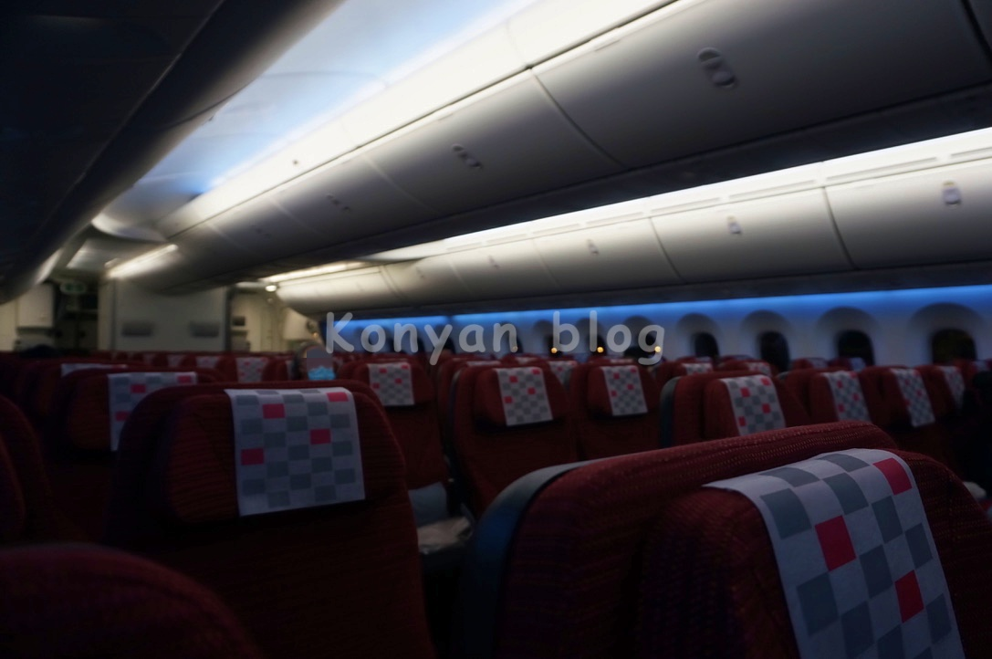 JAL 724便