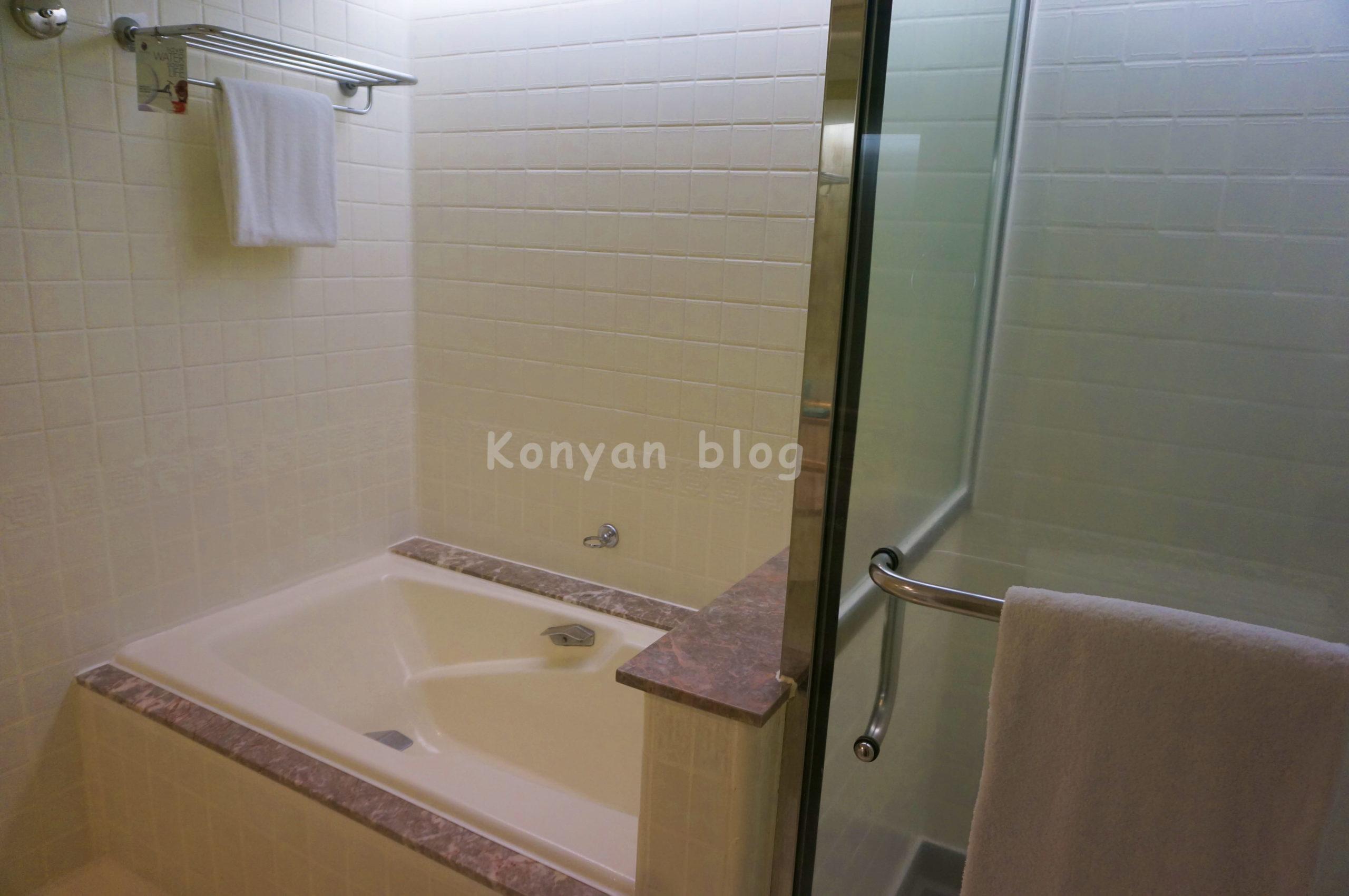 bathroom istana hotel