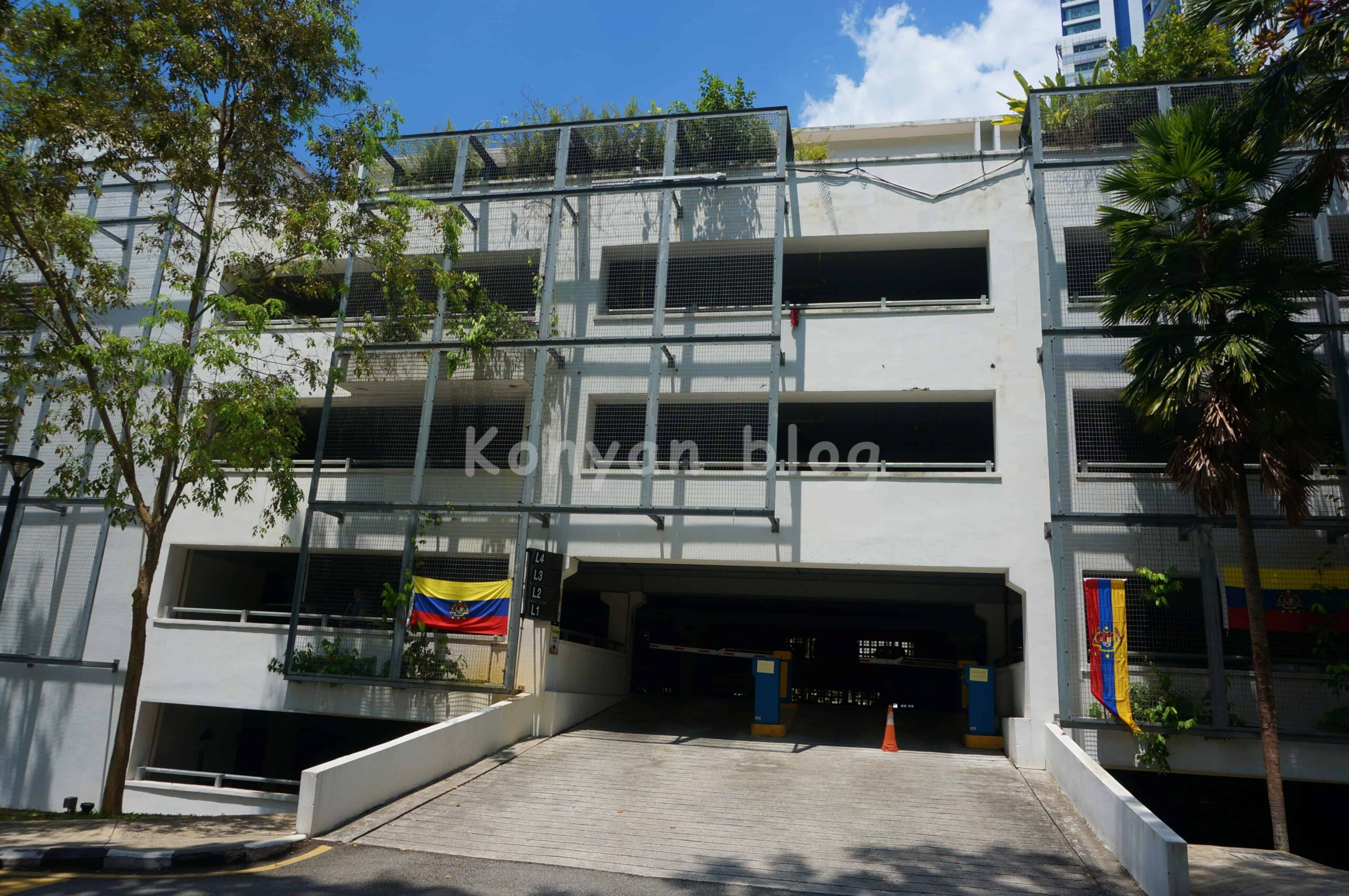 Public Multi-storey Carpark