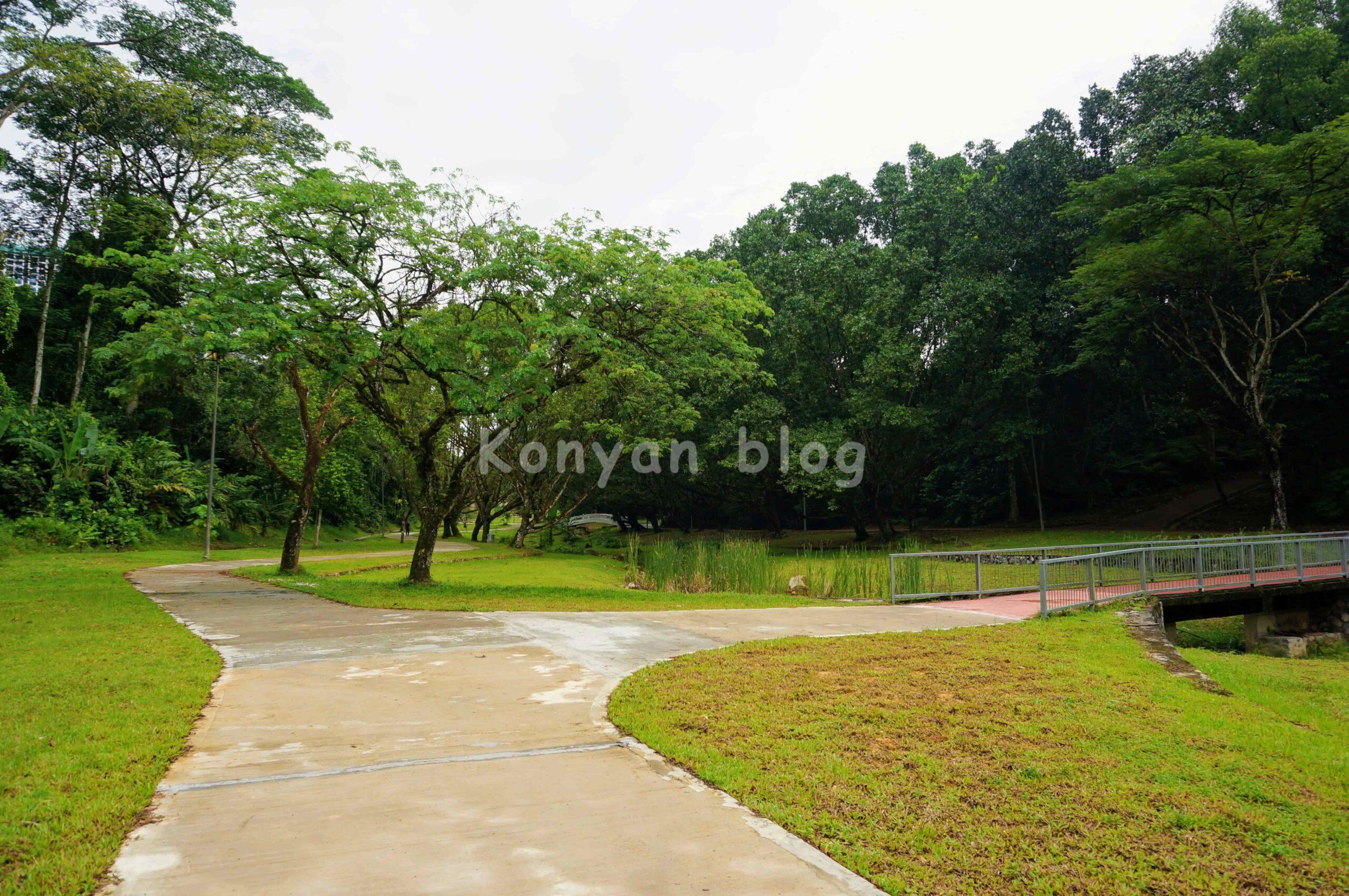 Taman Tasik Permaisuri 公園