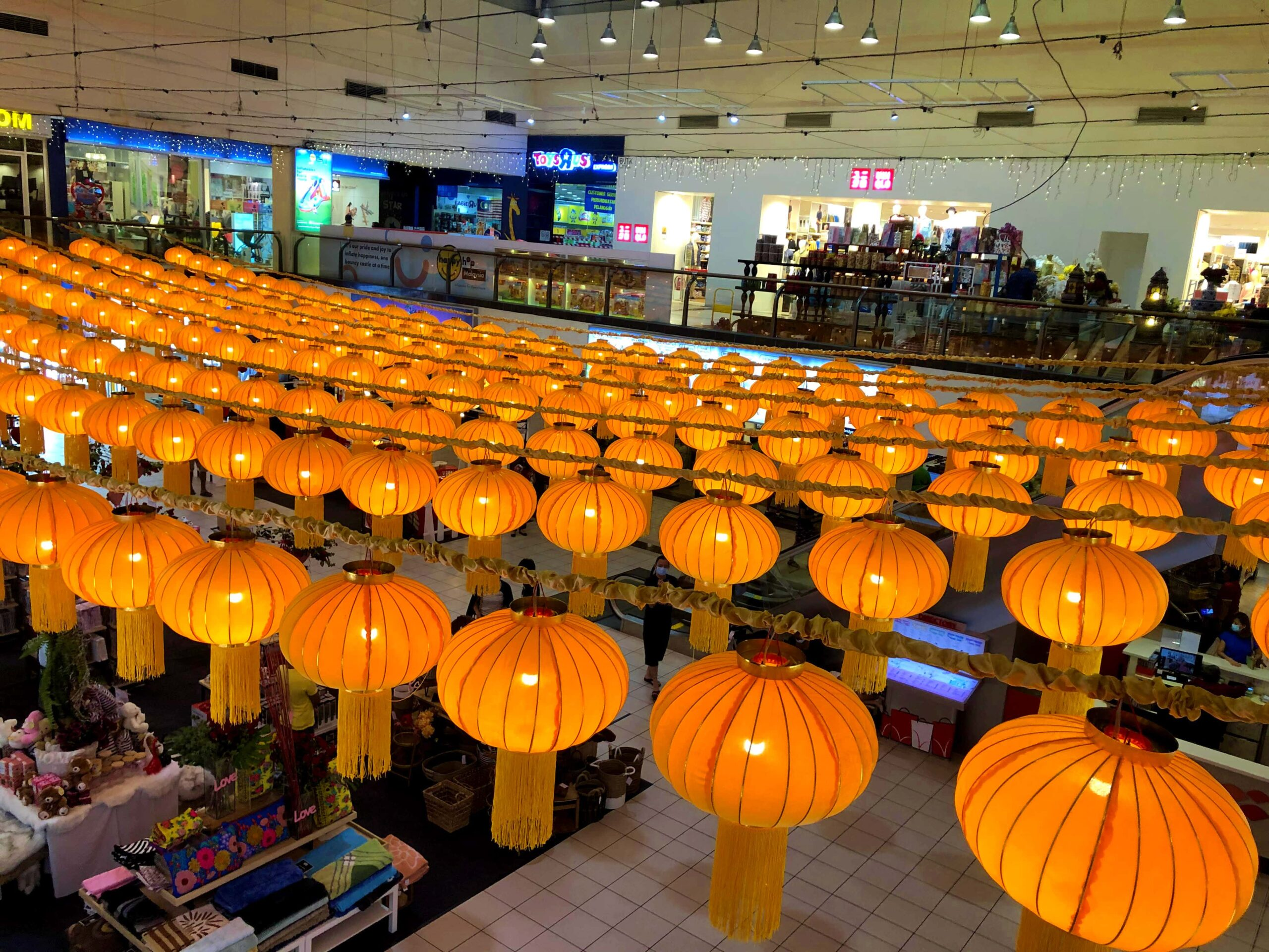 bangsar village chinese new year