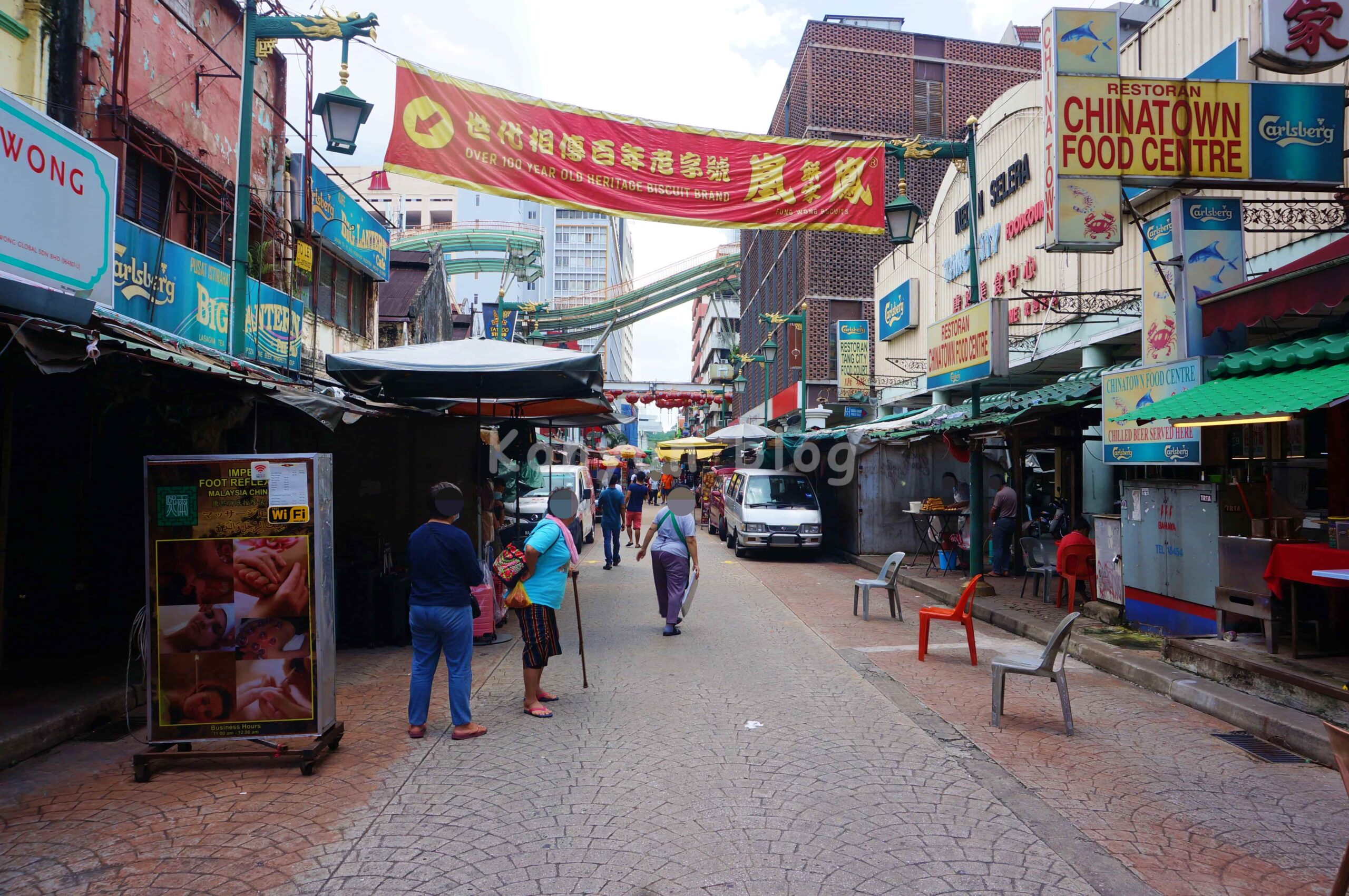 唐人街 china town