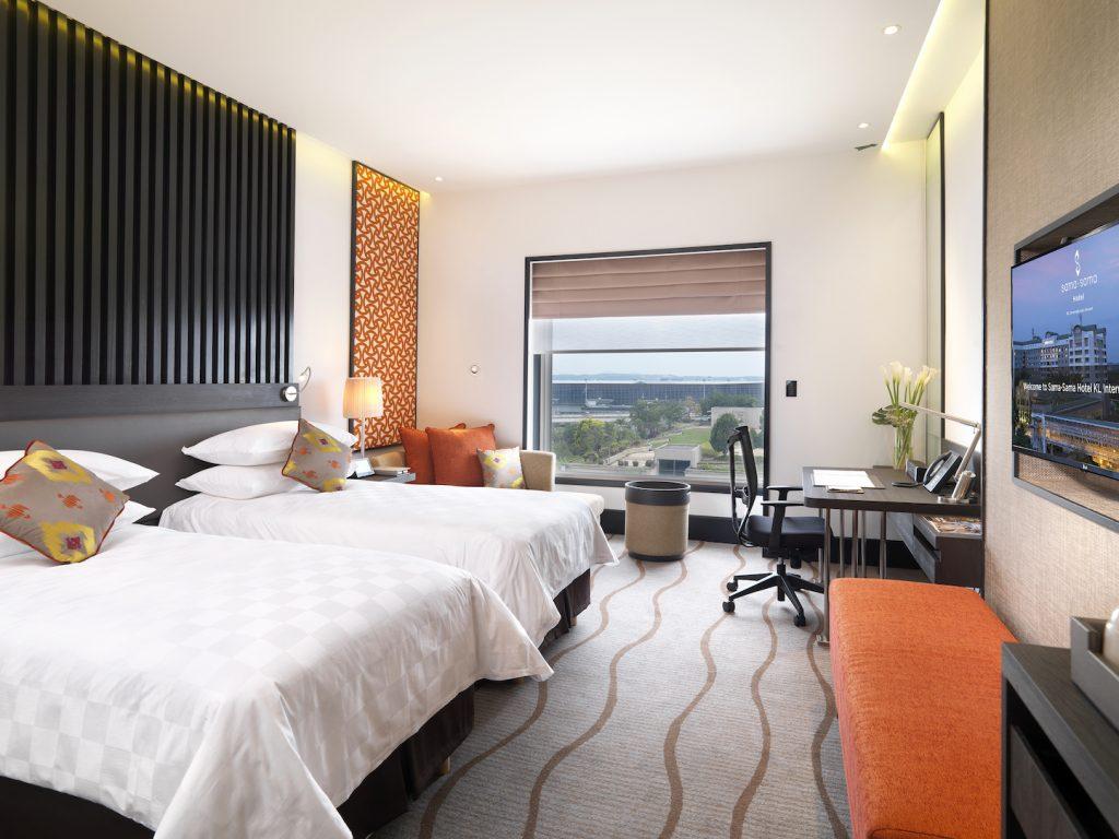 sama sama hotel deluxe room