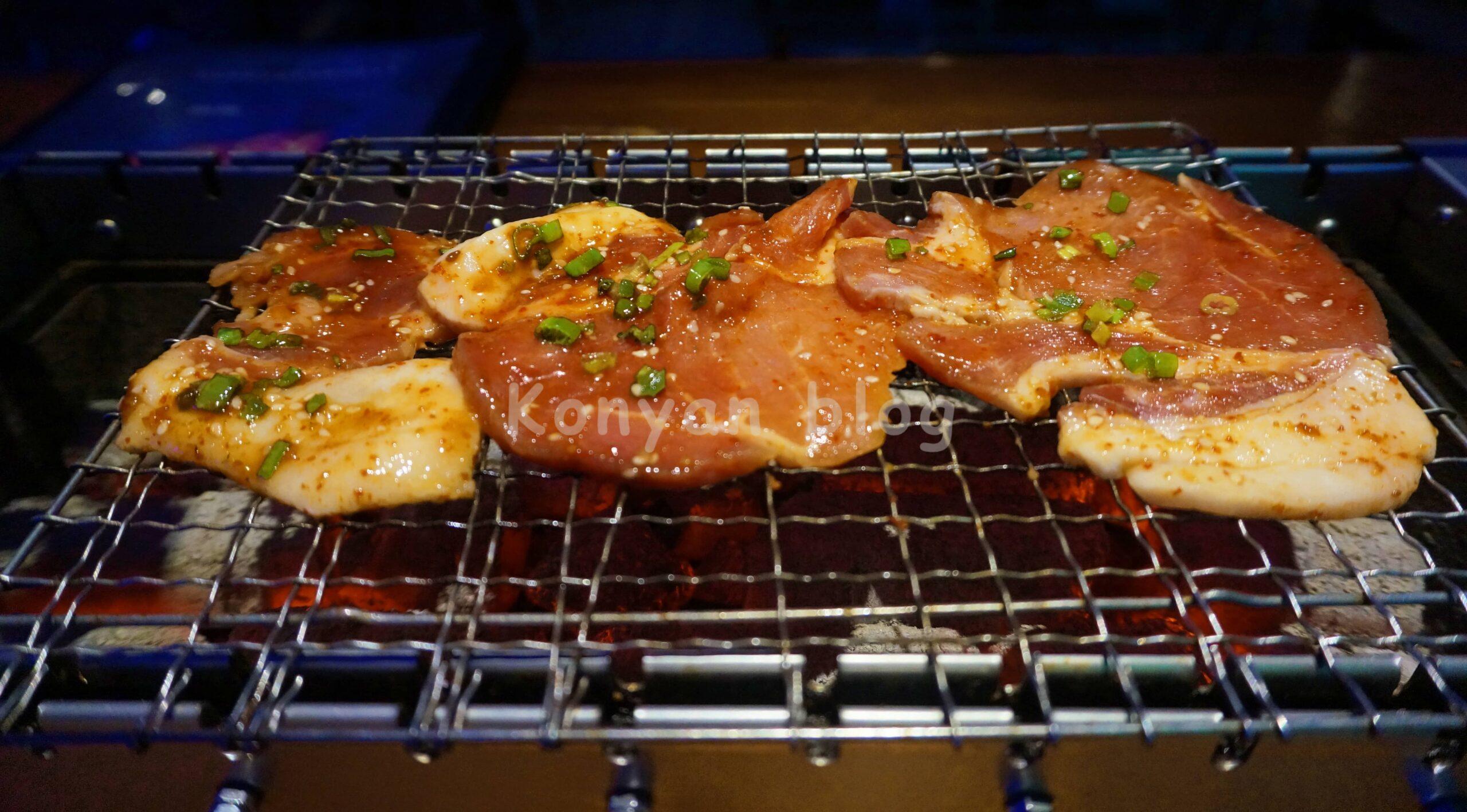 BBQ BAR 串越时光 PJ SS2 豚肉