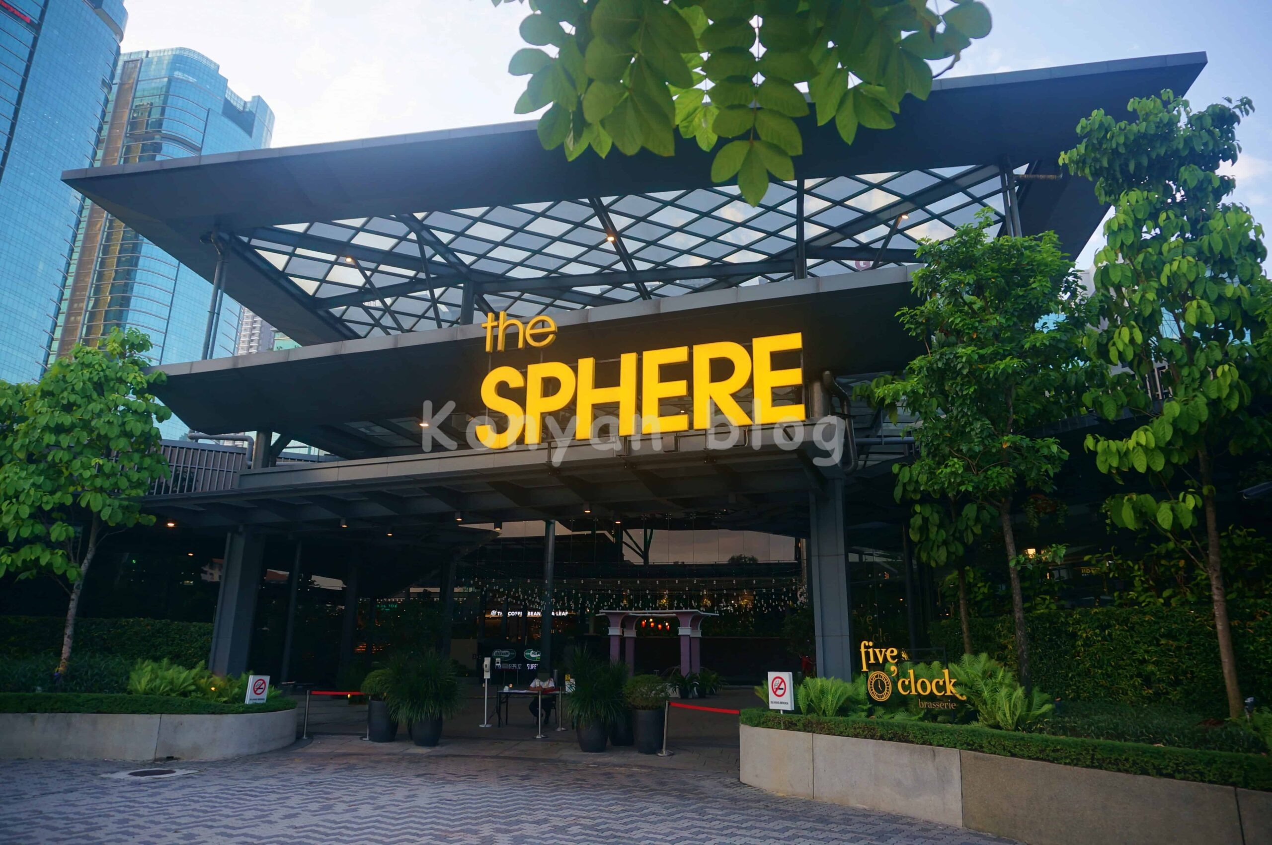 the sphere bangsar south