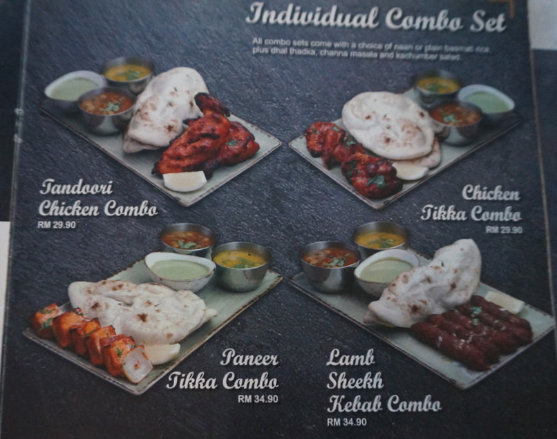 khans indian cusine bangsar south menu