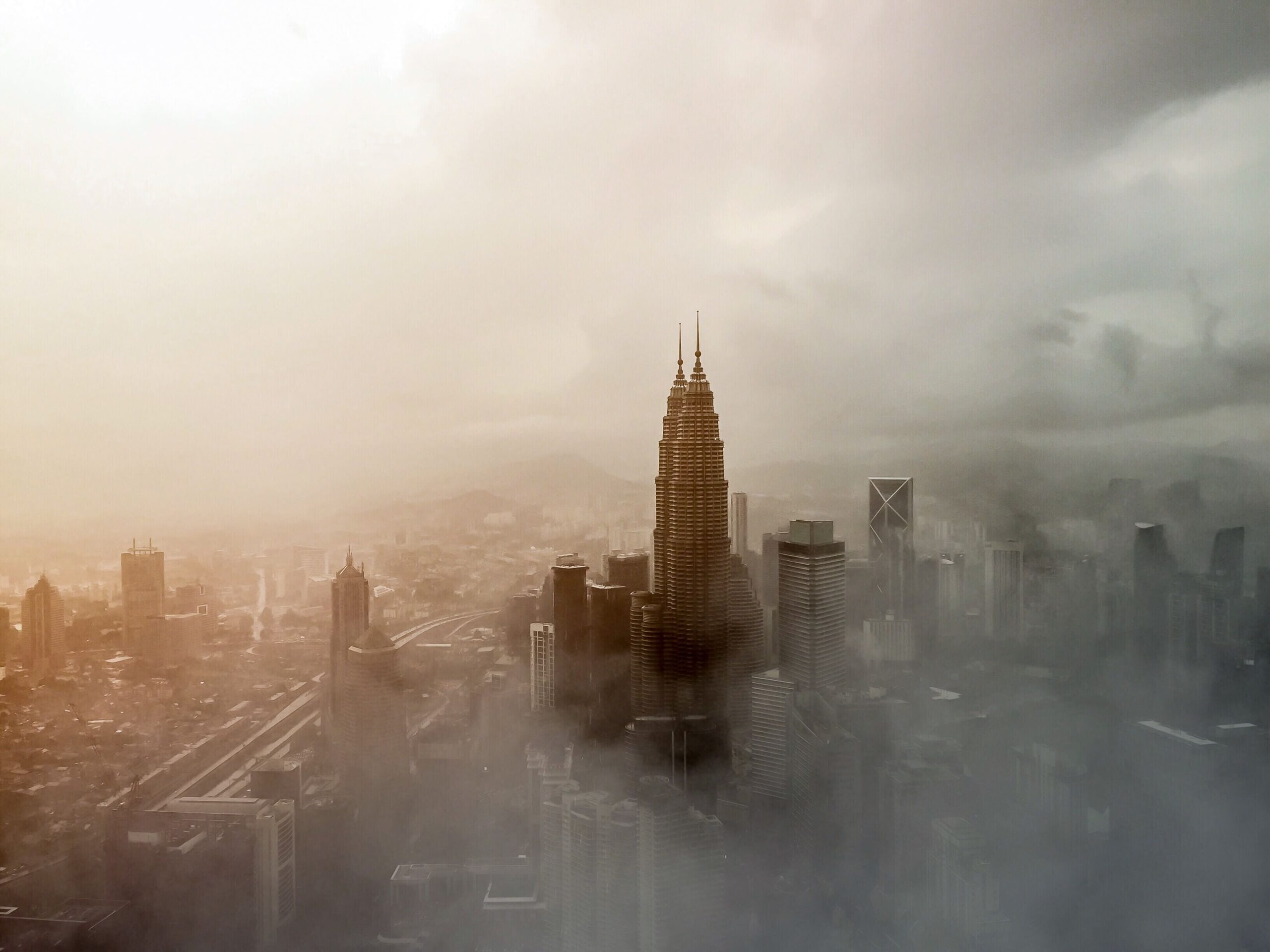 Malaysia Kuala Lumpur 朝