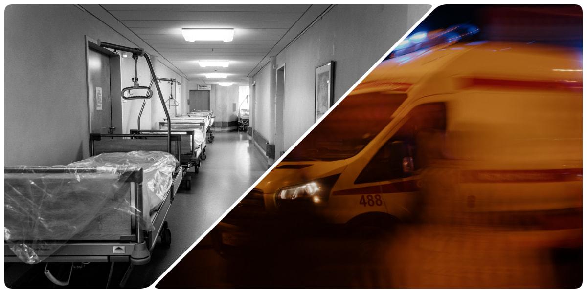 マレーシア 医療逼迫 崩壊 救急車 ICU