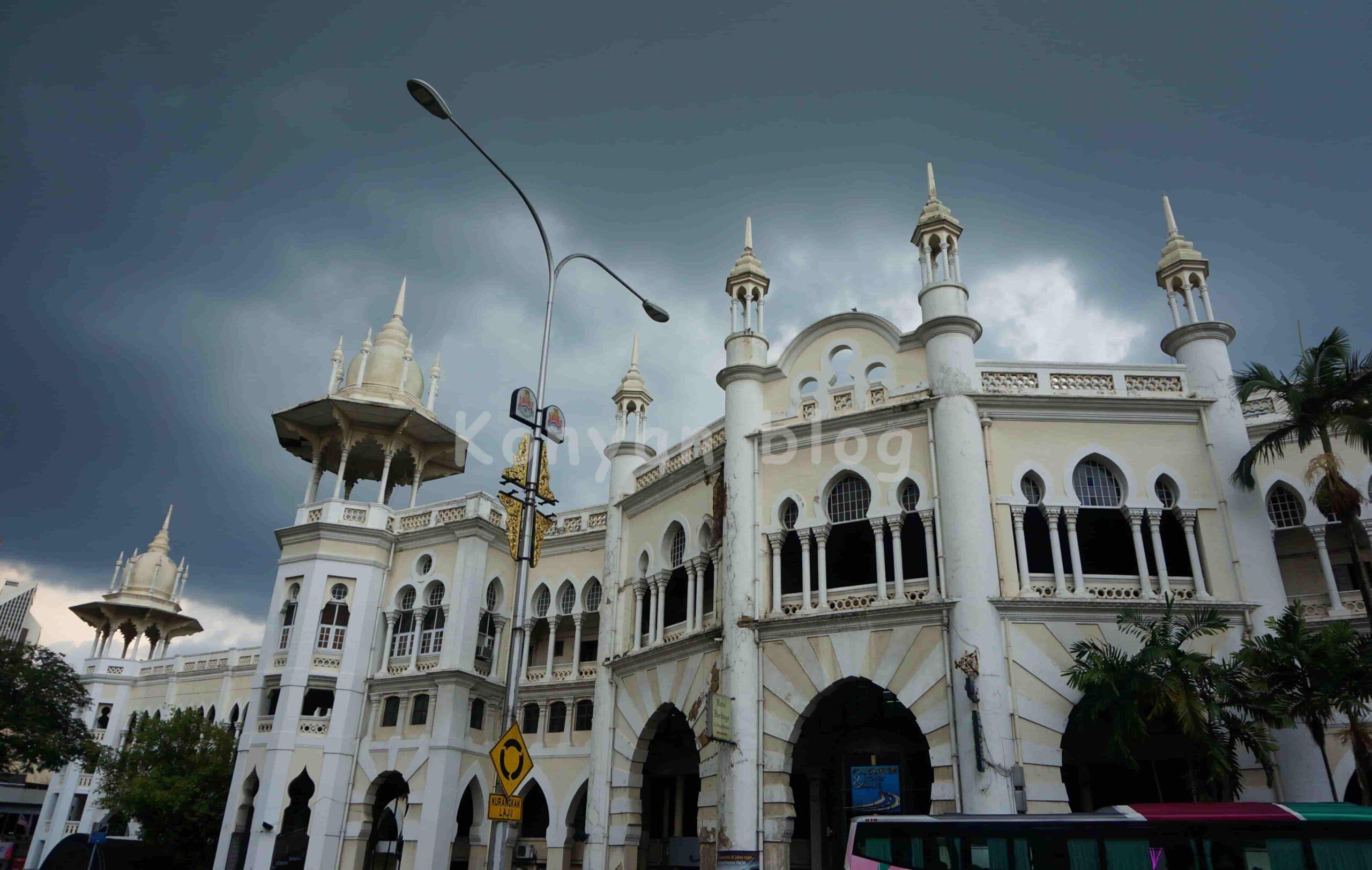 クアラルンプール駅 Stesen Kuala Lumpur