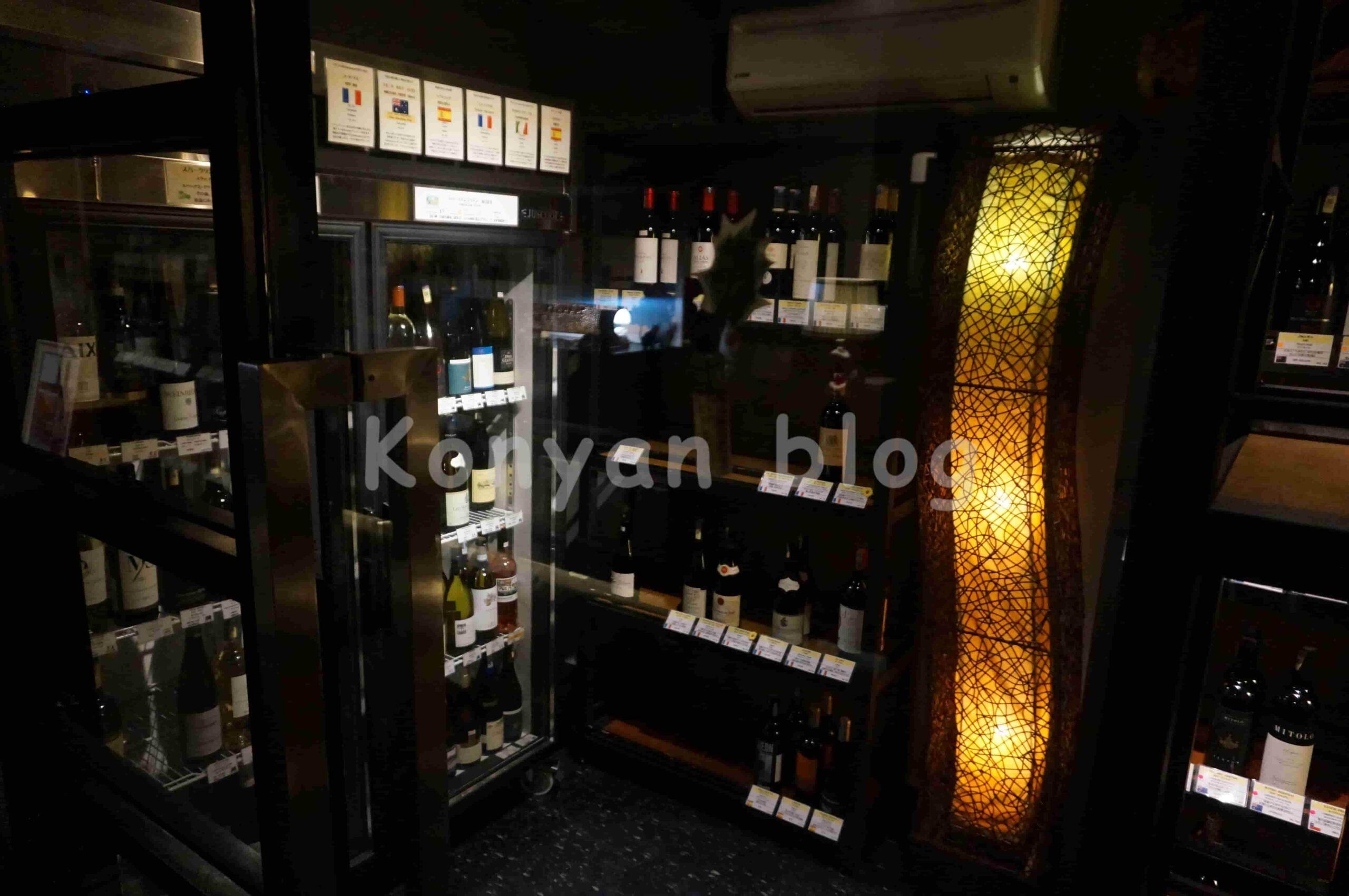 葡萄酒百味所 紫音 SION マレーシア ワインセラー