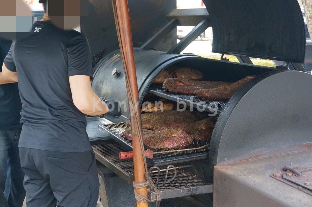 Burnin Pit Sri hatamas BBQ