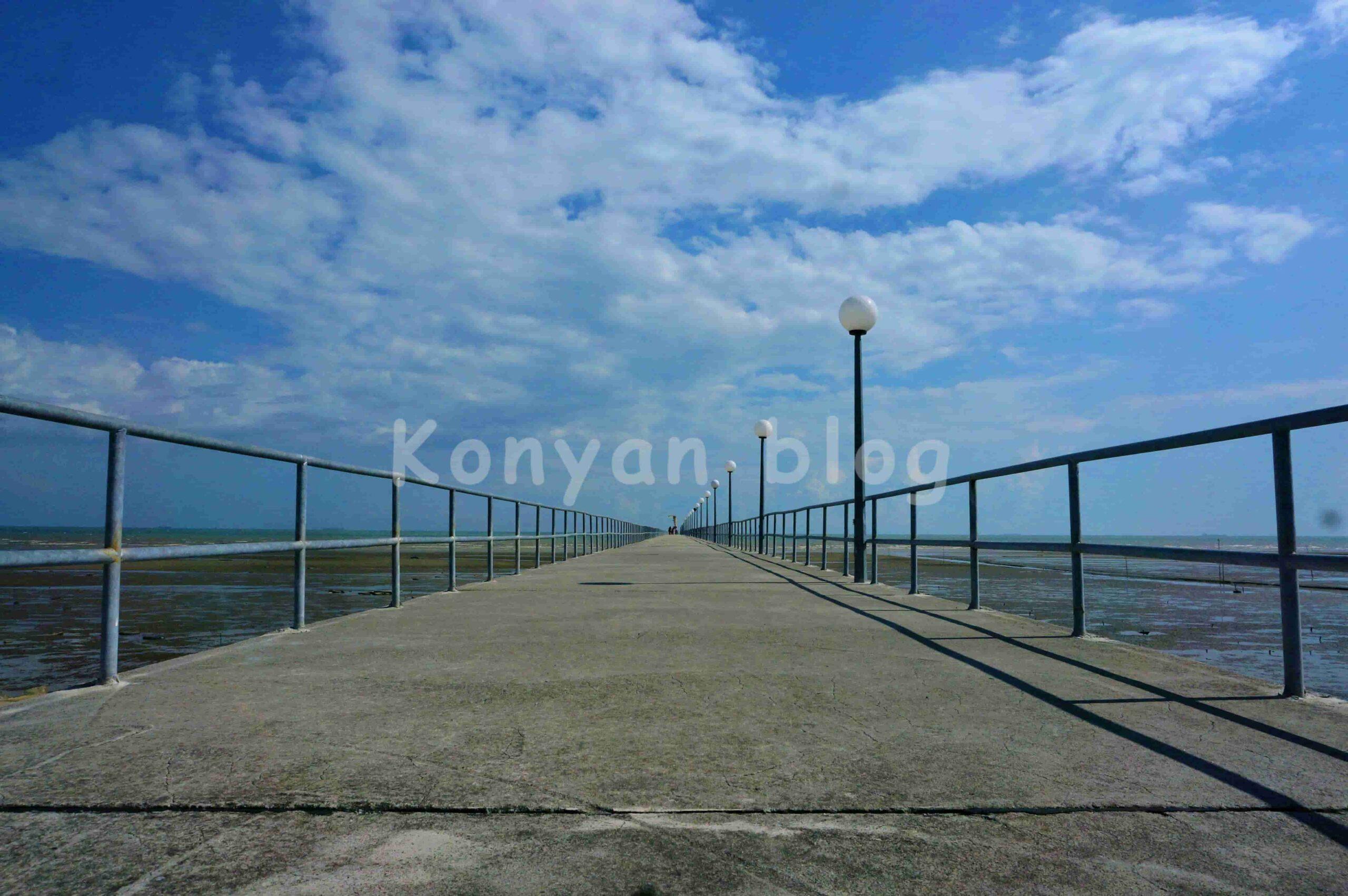 Lover's Bridge Tanjung Sepat